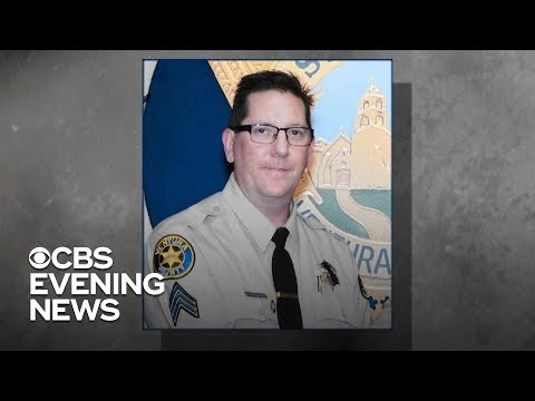 Deputy killed in California bar shooting died from friendly fire
