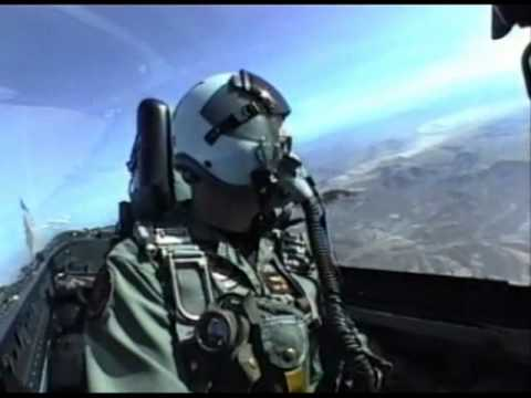 F/A-18 Hornet Dogfight Kill On Mig-21 Plus Bombing Gulf War