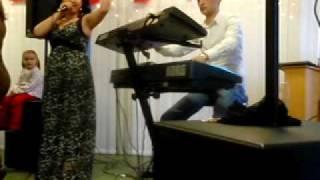 Muzik Shqip Live Ne Würzburg Ferat Hasani-Feri&Antigona Bajrami