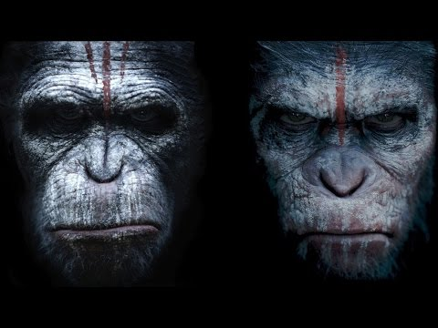 Dawn of the Planet of the Apes Blu-ray: Cast and Director Interview