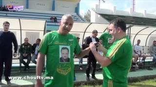 الراحل عبد الحق جدعي حاضر بملعب بير جيغو