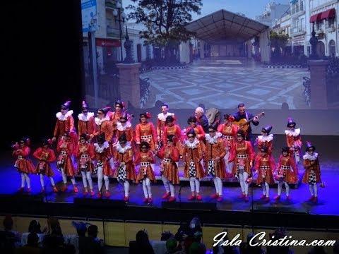 Comparsa Infantil «Aires de Carnaval» -Preliminares.