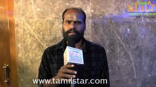 Director Chozha Devan Speaks at Sandiyar Movie Press Meet