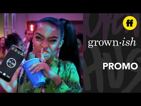 grown-ish   Season 2, Episode 10 Promo   10 Minute Party