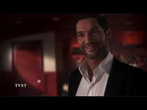 """Lucifer Season 5 Ep 1- """"This is Your Lucky Day"""" Scene"""