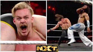 Nonton WWE NXT 02/01/2017 Highlights - WWE NXT 1 February 2017 Highlights HD Film Subtitle Indonesia Streaming Movie Download