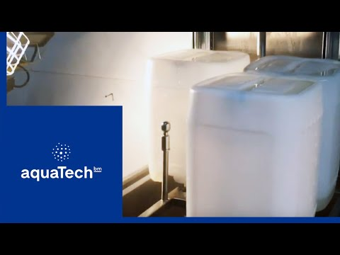 Plastic Container Washing Aquatech-bm.com