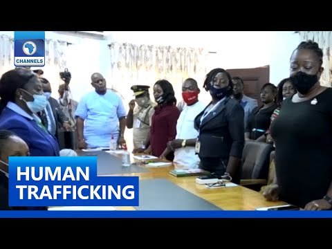 Anambra, Enugu Inaugurate Task Force Team To Curb Human Trafficking