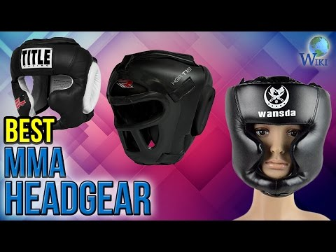 10 Best MMA Headgear 2017