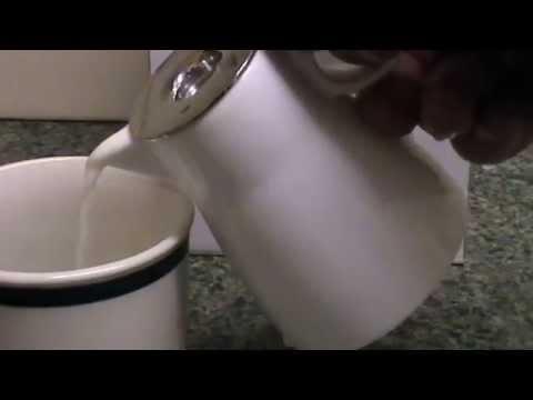WMF Barista Milk Jug with Lid review