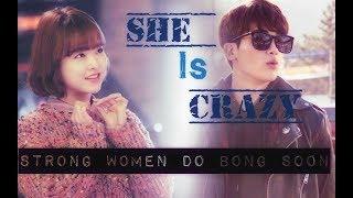 Video She is crazy but she is mine || Strong women do bong soon MV MP3, 3GP, MP4, WEBM, AVI, FLV Maret 2018