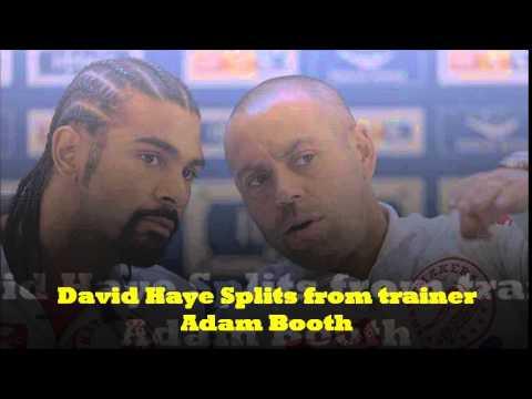 David Haye trennt sich von seinem Trainer