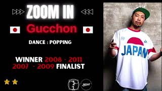Gucchon – JUSTE DEBOUT ZOOM IN #3