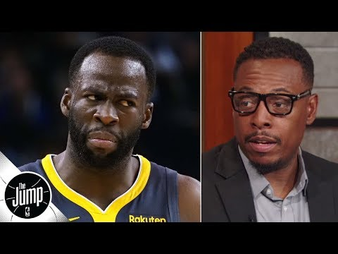 Video: Draymond Green is the key to the Warriors this season - Paul Pierce | The Jump