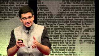 Using human breath to help the specially abled 'talk'   Arsh Shah Dilbagi   TEDxGateway