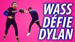 Video Wass défie Dylan Del Rey au FREESTYLE FOOTBALL MP3, 3GP, MP4, WEBM, AVI, FLV Mei 2017