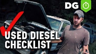4. 7 Things To Check Before Buying A Used Diesel Engine
