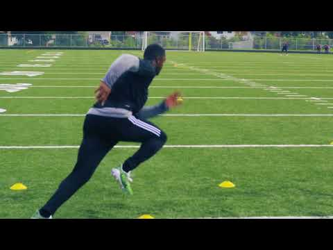 Allen Robinson Trains with Randy Moss During The Offseason