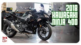 8. 2018 Kawasaki Ninja 400 | First Ride
