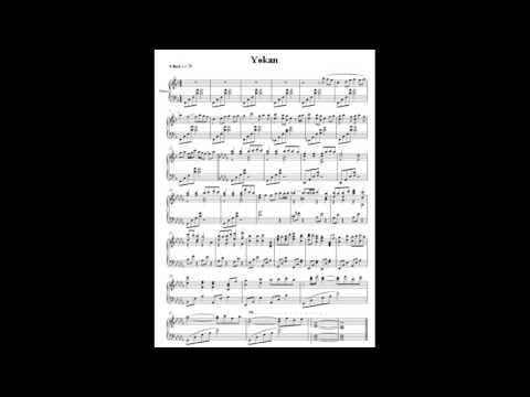 Yokan - Red Data Girl (RDG) ED1_TV size -  Piano sheet (видео)