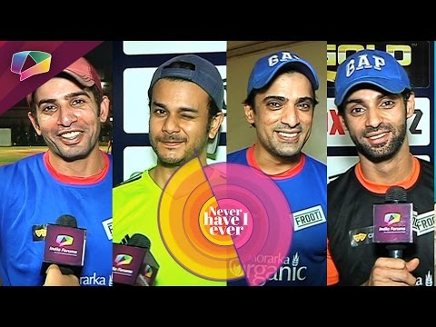 Never Have I Ever with Karan Wahi, Jay Soni, Mohit