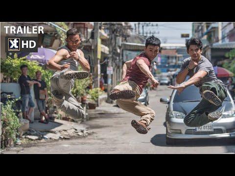 Triple Threat (2019) - Official Trailer | Iko Uwais, Tony Jaa, Michael Jai White, Scott Adkins