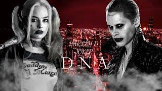 Harley Quinn & The Joker  DNA