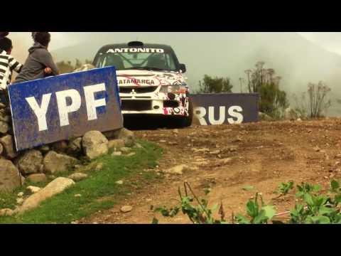 Rally Argentino - Previa Rally del Poncho