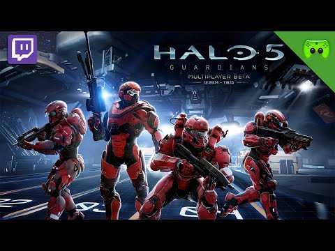 Halo 5 Chaosstream «» Let's Stream Halo 5: Guardians