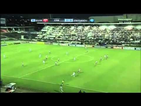 Melhores momentos: atacante Z� Carlos faz tr�s gols e CRB supera o Paysandu