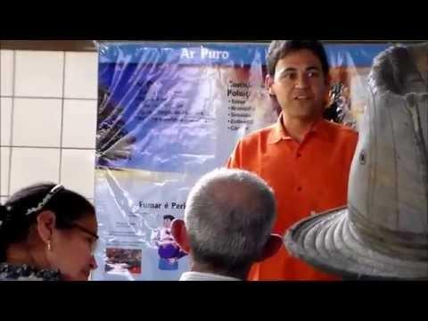 Curso de Evangelismo de Saúde - Barra do Choça, BA - Fevereiro 2008