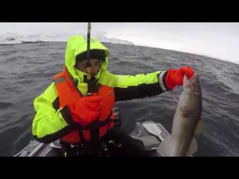 рыбалка в апреле на баренцевом море