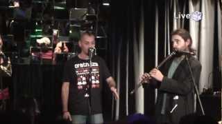 "13. Kitka - ""Oratnitza feat. Kipri"" (Livebox, Blender Club, 07.11.2012г. София)"