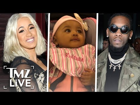 Cardi B & Offset: Christmas War Brewing | TMZ Live