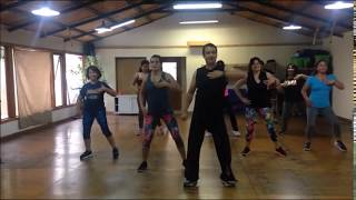 Shakira - Chantaje (Versión Salsa)[Official Video] ft. Maluma   BENJAMIN  ZUMBA  ZIN
