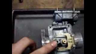 2. ATV Carburetor Cleaning & Adjustment
