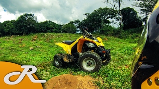 8. ATV BRP CAN-AM DS250