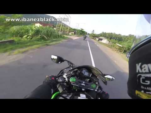 Zx10r Accident In Lombok, Indonesia (ORIGINAL VIDEO) By Henrikky Manulang