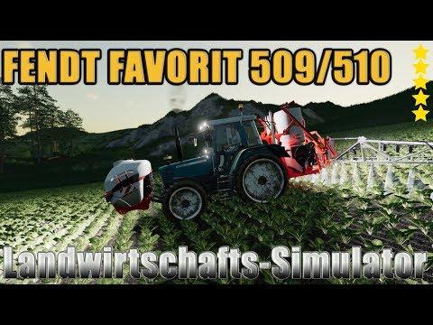 Fendt Favorit 509 510 v1.0.0.0