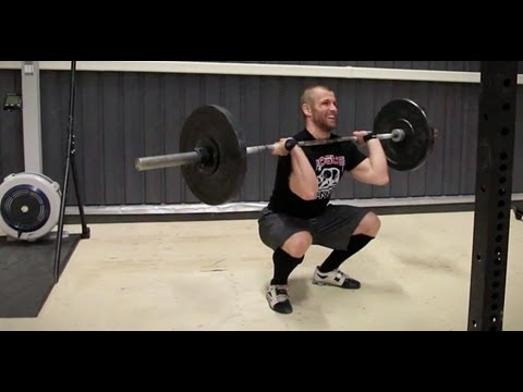 CrossFit – Mikko Salo does 13.5