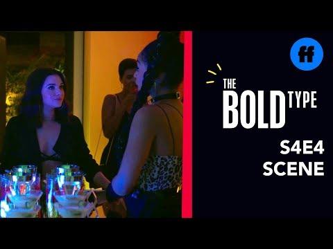 The Bold Type Season 4, Episode 4   Jane Kissed Somebody Else   Freeform
