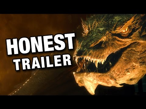 Honest Trailers – The Hobbit: The Desolation of Smaug