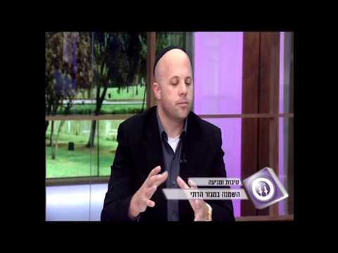 ערוץ 2, תוכנית באים לשבת - השמנה באוכלוסיה הדתית