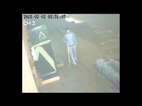 Գույքային վնաս՝ «Ֆլինթրիջ-Գրուպ»  ՓԲԸ-ին. որոնվում է լուսանկարում պատկերված անձը (տեսանյութ, լուսանկարներ)