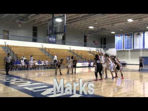 Women's Basketball Highlights vs. Thomas