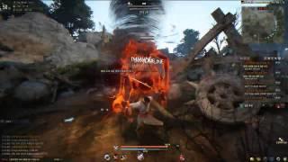 Видео к игре Black Desert из публикации: Black Desert - Игровой процесс за Musa (ex-Samurai/Blader)
