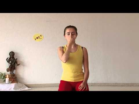 Kapalabhati and Anuloma Viloma – Pranayama Yoga Breathing Exercises