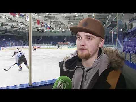 Егор Назаров после победы над