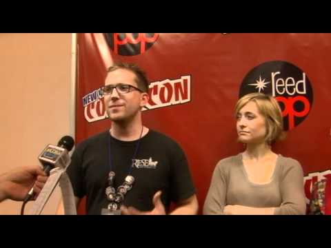 Riese The Series Interviews - New York Comic Con 2010