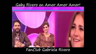 Emotivo Homenaje a Gaby Rivero en Amor Amor Amor